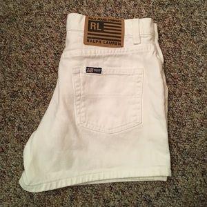 Ralph Lauren vintage shorts